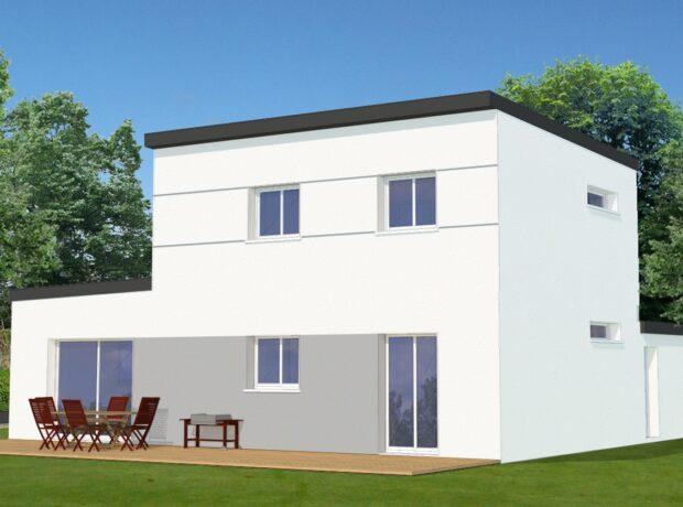 Personnalisables : maison à étage  103 m² habitable avec garage
