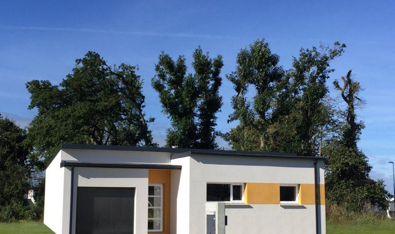 Personnalisables: maison plain pied 82 m² habitable avec garage